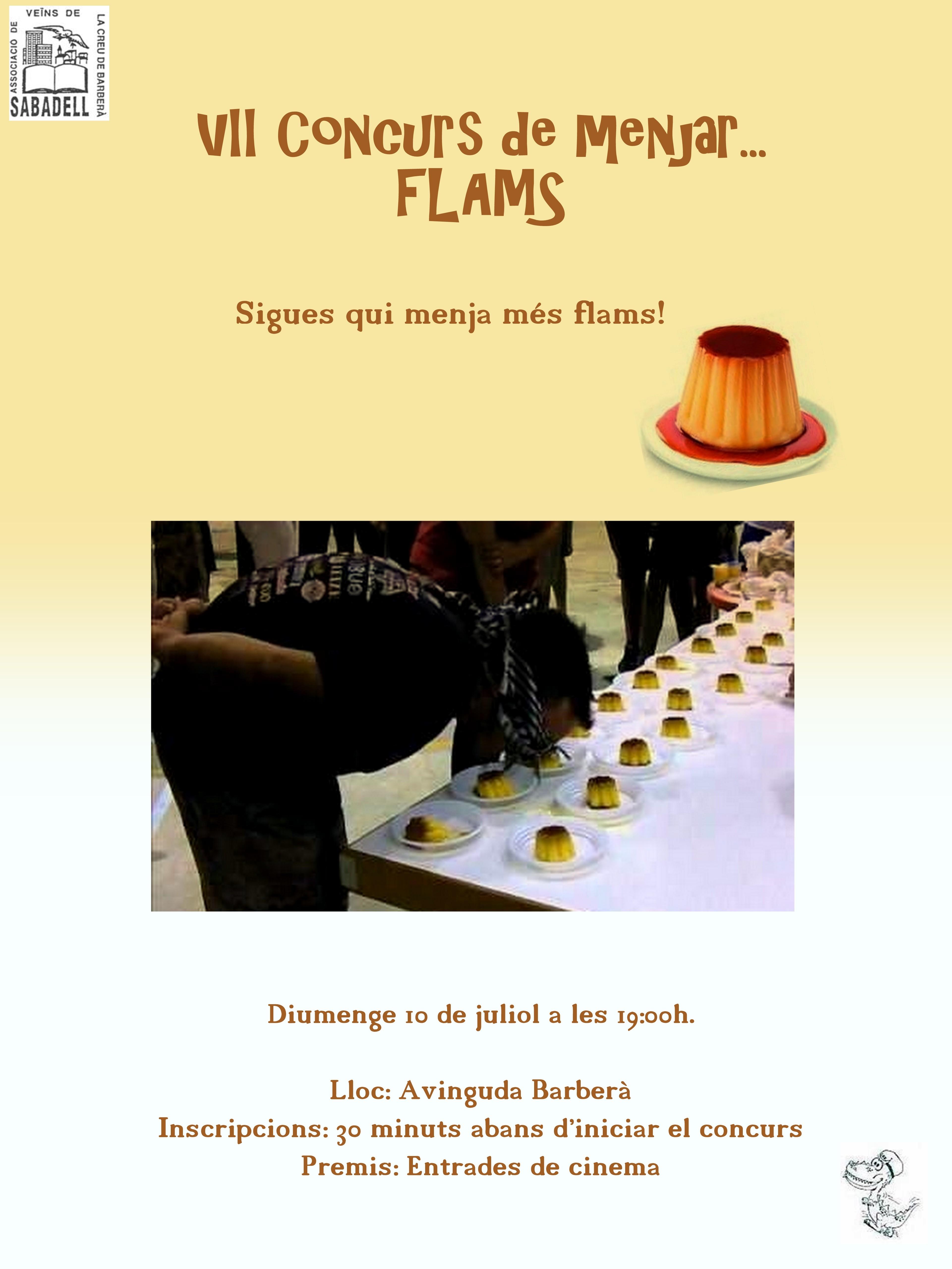 6. Flams (9)